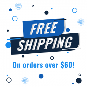 Free shipping on all Select Jiu Jitsu gear orders over $60
